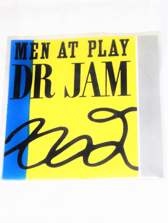 """Men At Play """"Dr Jam"""" mycket bra skick."""