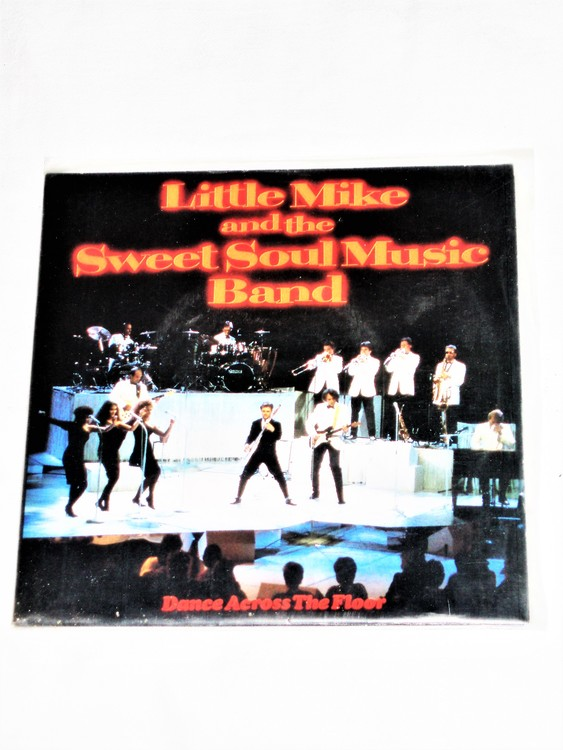Little Mike And The Sweet Soul Music Band mycket bra skick.