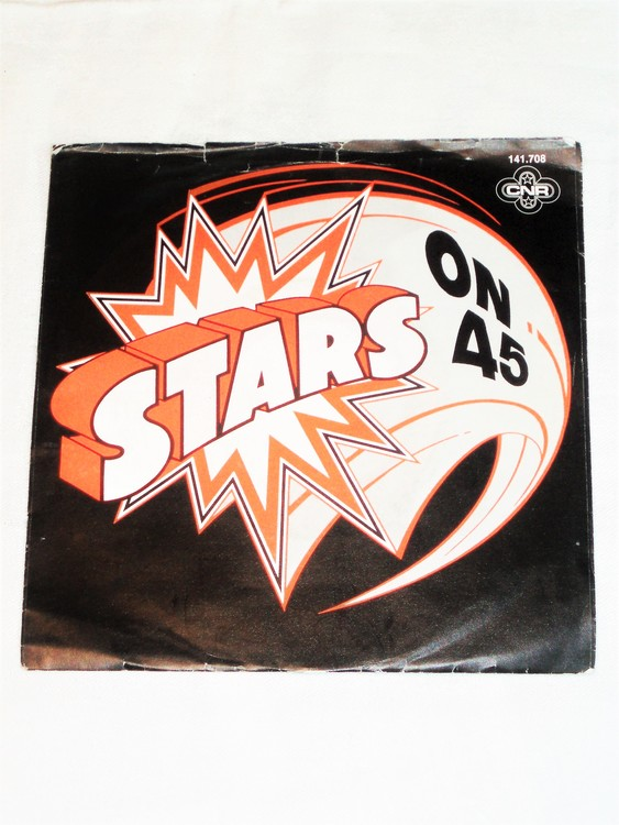 Stars On 45 mycket bra skick.