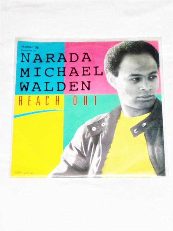 "Narada Michael Walden ""Reach Out"" mycket bra skick."