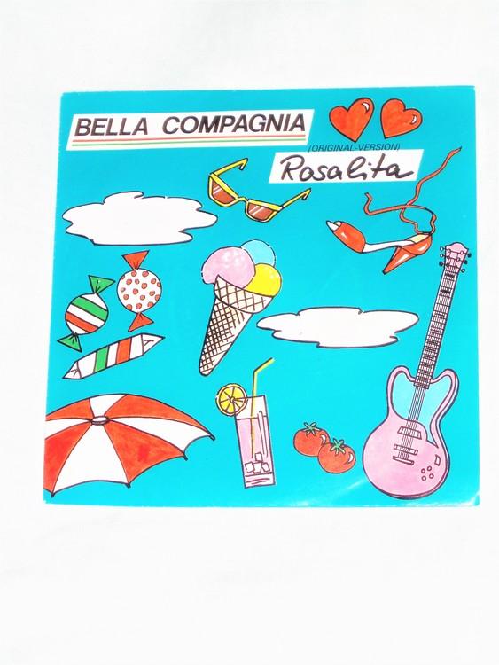 "Bella Compagnia ""Rosalita"" mycket bra skick."