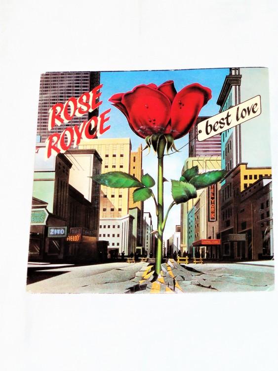 "Rose Royce ""Best Love"" mycket bra skick."