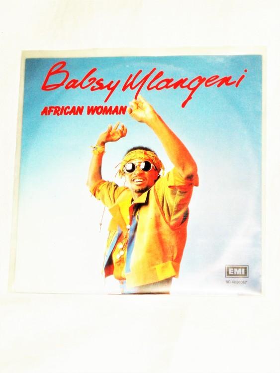 "Babsy Wlangeni ""African Woman"" mycket bra skick."