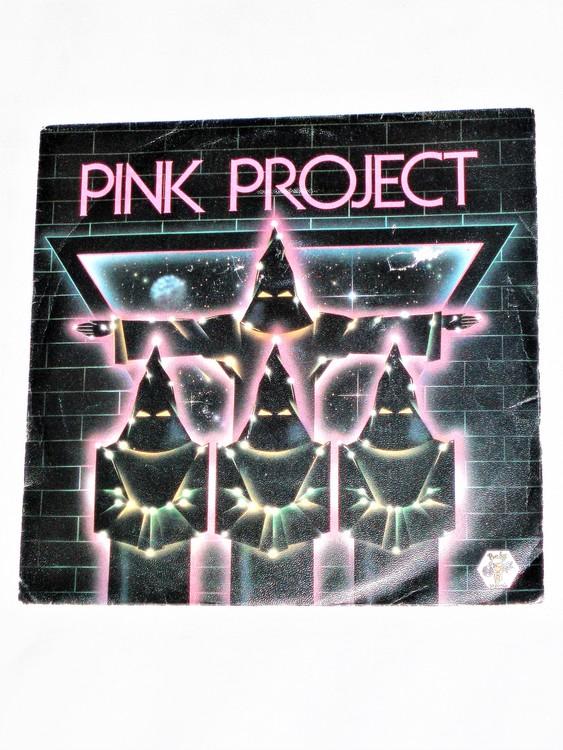 "Pink Project ""Disco Project"" mycket bra skick."