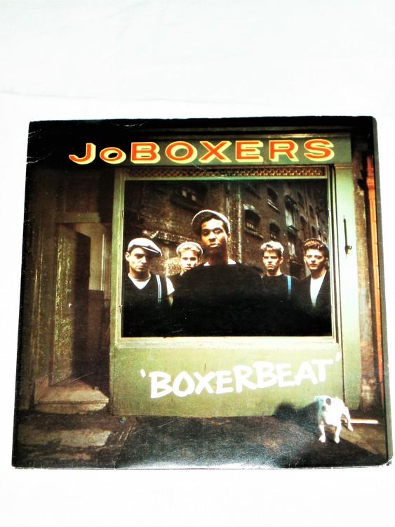 "Jo Boxers ""Boxer Beat"" mycket bra skick."
