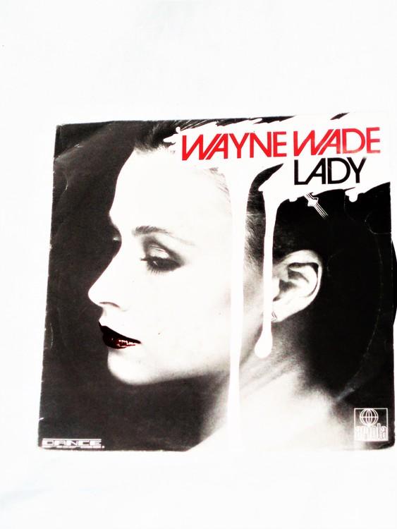 "Wayne Wade ""Lady"" mycket bra skick."