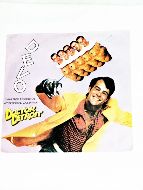 """Devo """"Doctor Detroit"""" mycket bra skick."""