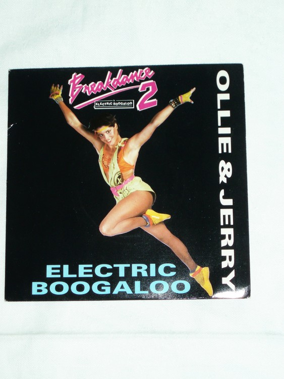 "Ollie & Jerry Breakdance 2 ""Electric Boogaloo""mycket bra skick."