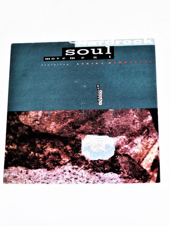 """Hardrock Soul Movement """"Funky Groove""""mycket bra skick."""