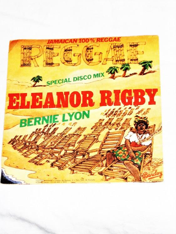 "Eleanor Rigby ""Special Disco Mix""Reggae mycket bra skick."