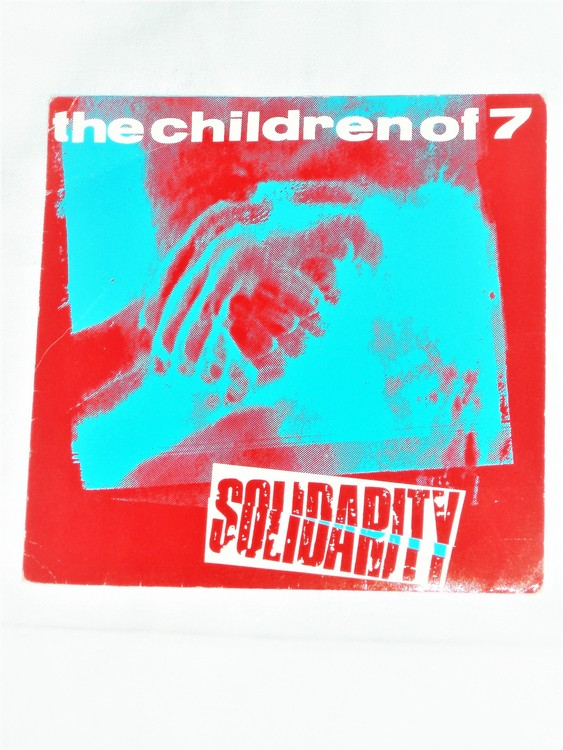 "The Children Of 7 ""Solidarity"" mycket bra skick."