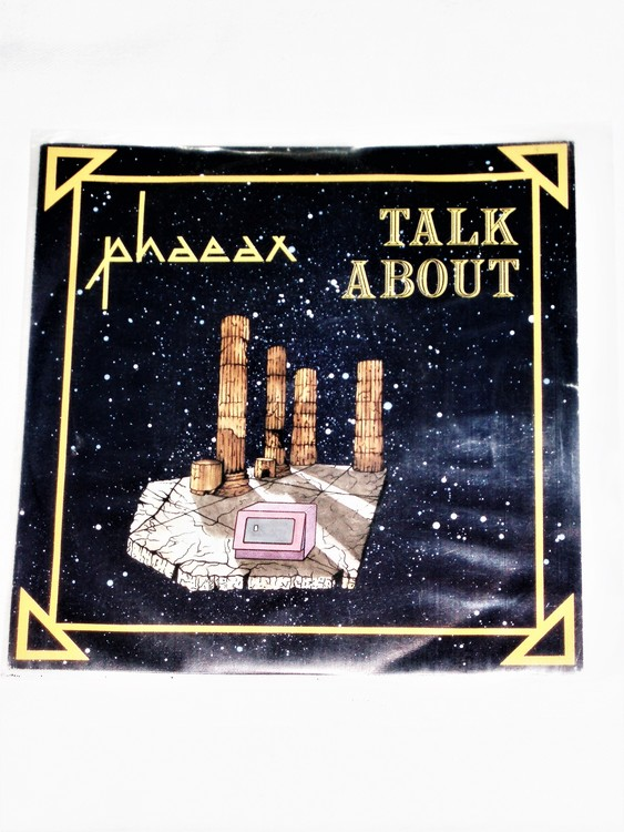 "Phaeax ""Talk About"" mycket bra skick."