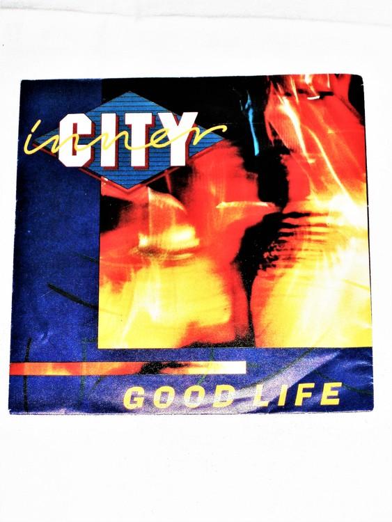 """Inner City """"Good Life"""" mycket bra skick."""