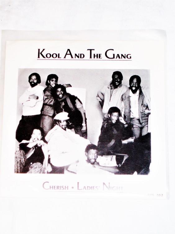 "Kool and The Gang ""Cherish"" mycket bra skick."