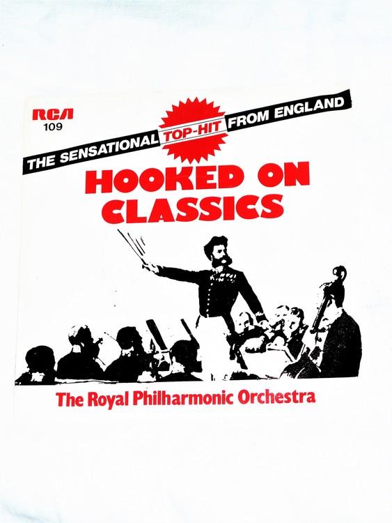 "The Royal Philharmonic Orchestra""Hooked On Classics"" mycket bra skick."