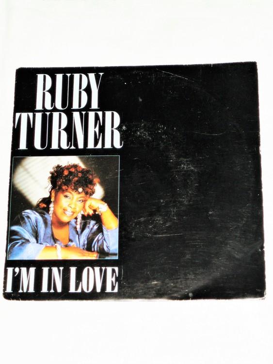 "Ruby Turner ""Im In Love"" mycket bra skick."