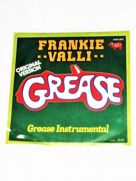 """Frankie Valli """"Grease"""" mycket bra skick."""