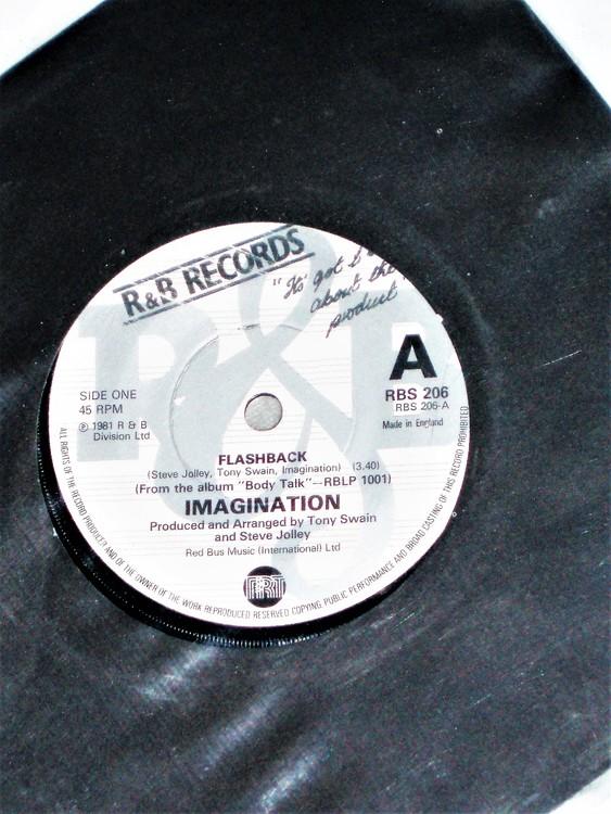 "Flashback ""Imagination"" mycket bra skick."