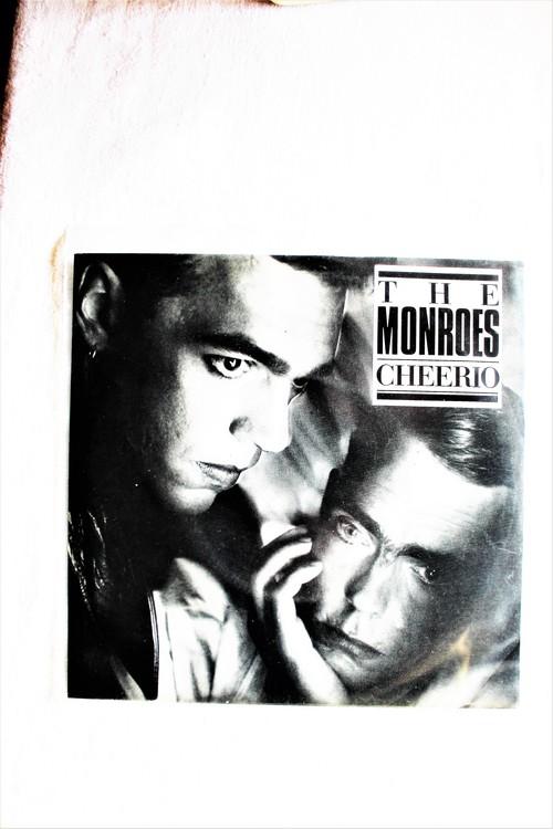 "The Monroes ""Cheerio"" mycket bra skick."