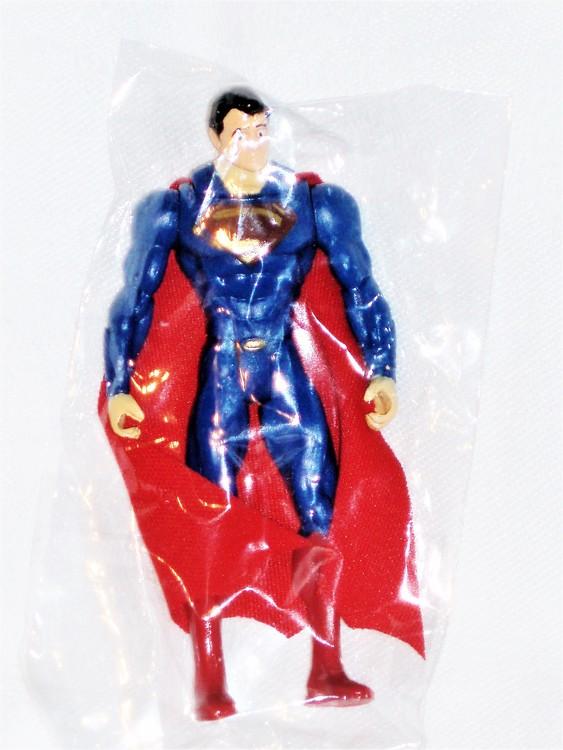 Superman höjd 10 cm normalt begagnat skick ny