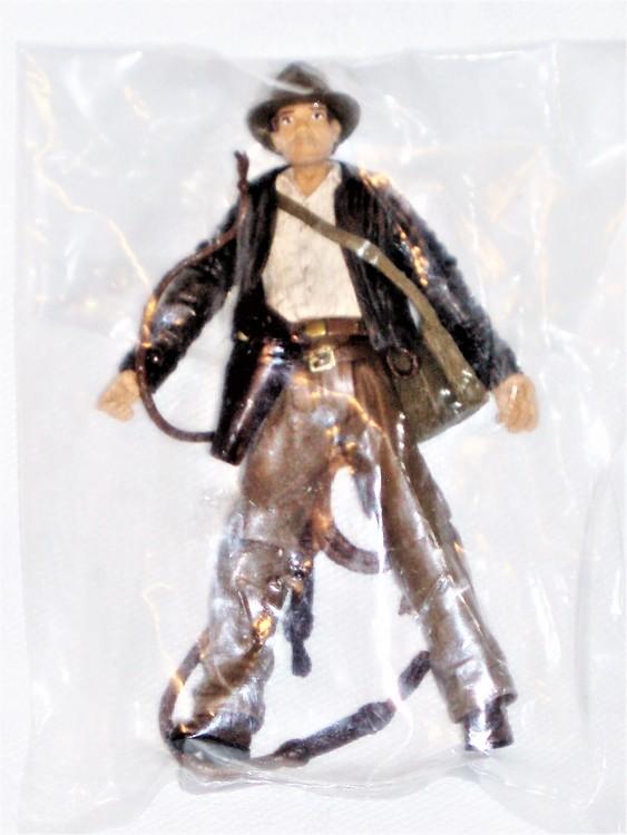Indiana Jones höjd 9.5 cm normalt begagnat skick.Hasbro ny