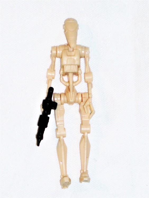 Star Wars höjd 10 cm normalt begagnat skick.