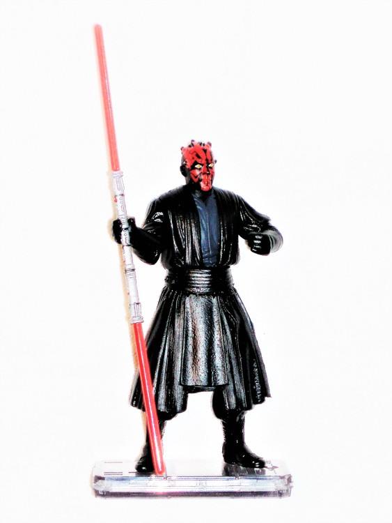 Star Wars höjd 9.5 cm normalt begagnat skick.Hasbro