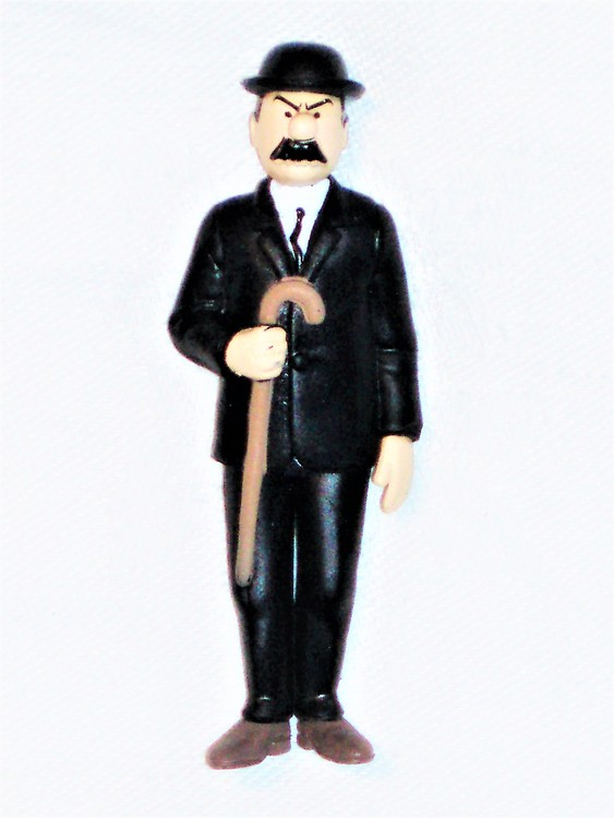 Dupont höjd 9 cm normalt begagnat skick.