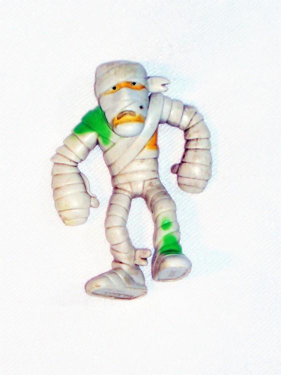 Mumie höjd ca 6 cm normalt begagnat skick.