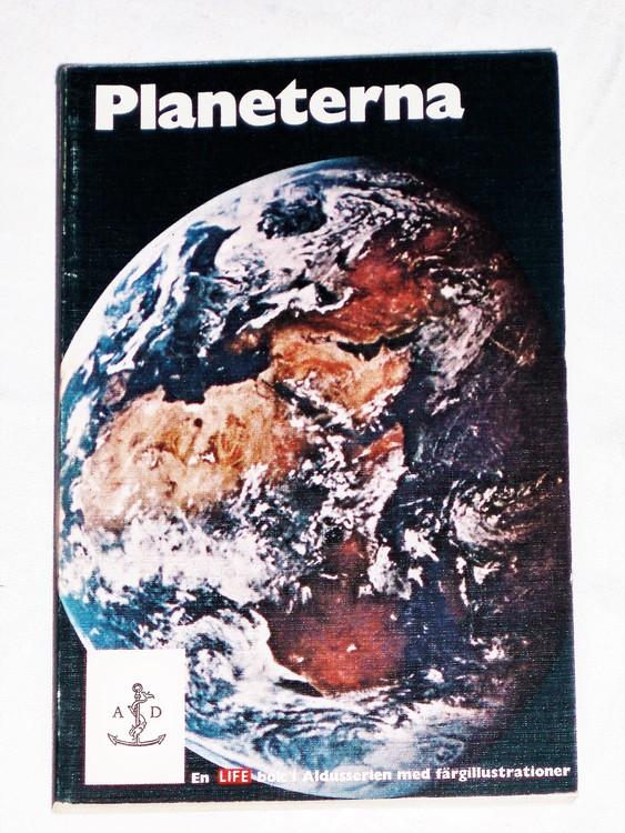 Planeteterna Sagan&Norton Aldus 1970 190s nyskick oläst.