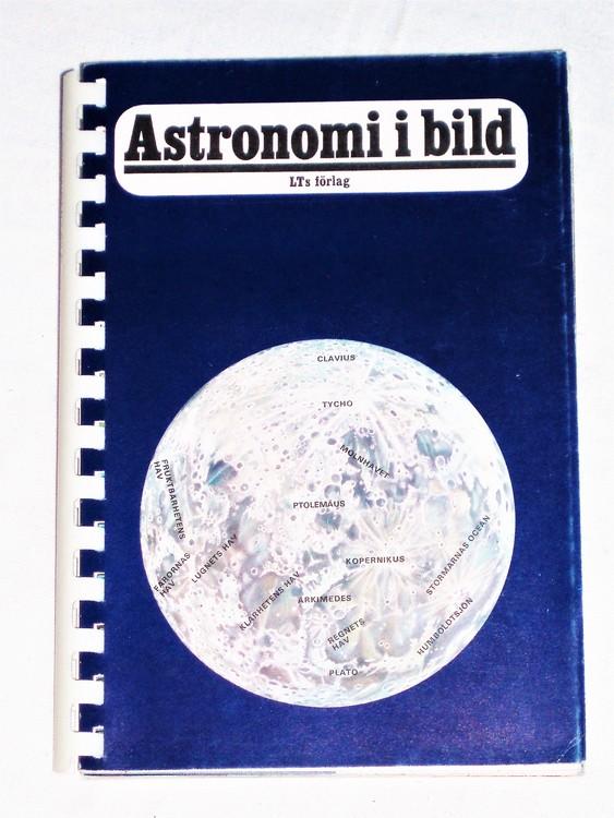 Astronomi i Bild  Ringpärm.1970 övers.C,Lind mycket bra skick.