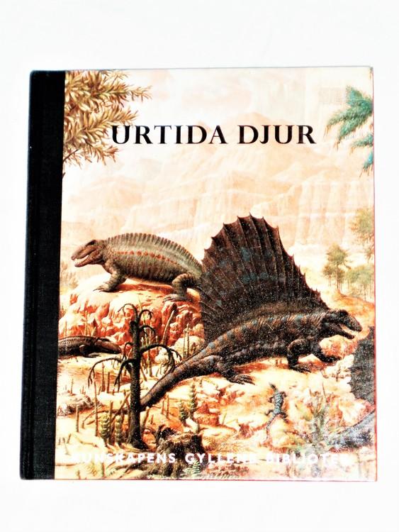 "Urtidens Djur""Kunskapens Gyllene Bibliotek"" 1961 56 sid mycket bra skick."