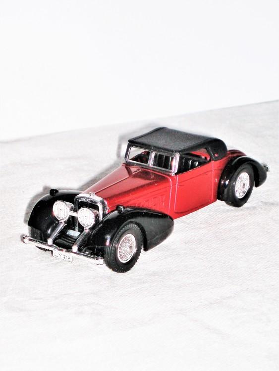Hispano-Suiza 1938 Models of YesterYear NoY-17 Lesney Products & Co UK.