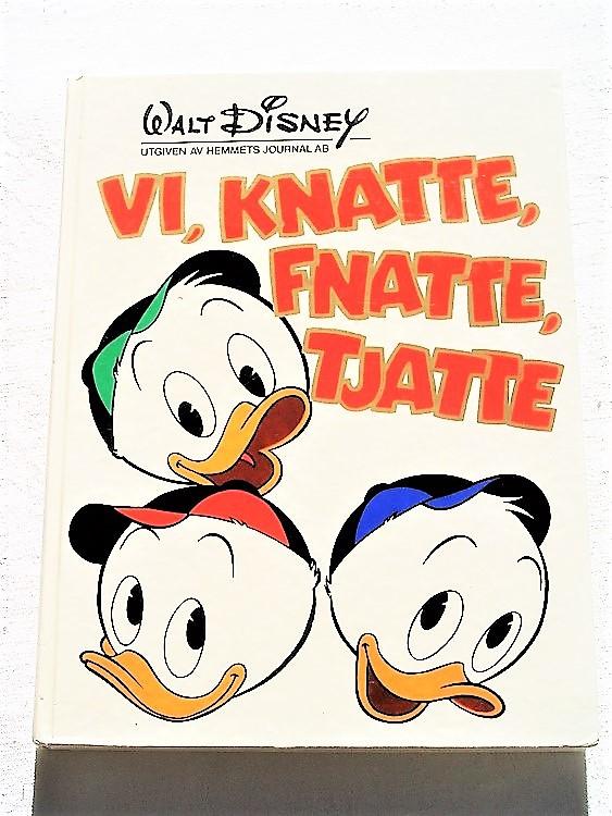 Vi Knatte,Fnatte,Tjatte album 1980 hemmets journal,Oläst,mycket bra skick