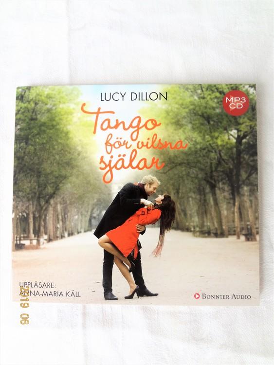 """Lucy Dillon """"Tango för vilsna själar""""mycket bra skick begagnad."""