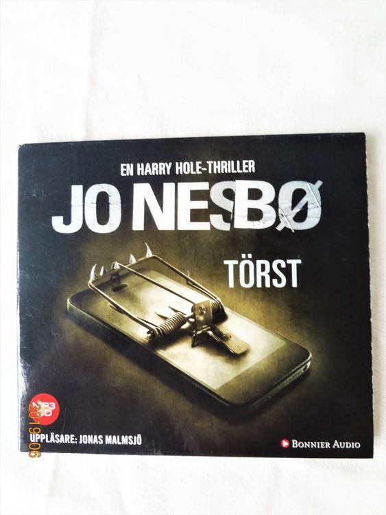 """Jo Jonesbo """"Törst"""" mycket bra skick begagnad."""