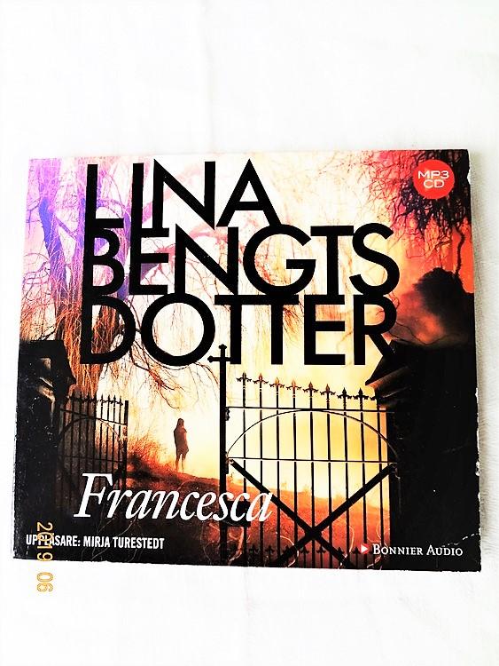 "Lina Bengtdotter ""Francesca"" mycket bra skick begagnad."