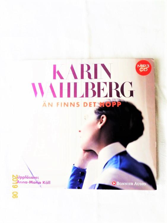 """Karin Wahlberg """"Än Finns Det Hopp"""" mycket bra skick begagnad."""