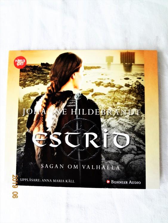 "Johanne Hildebrandt ""Estrid"" mycket bra skick begagnad."