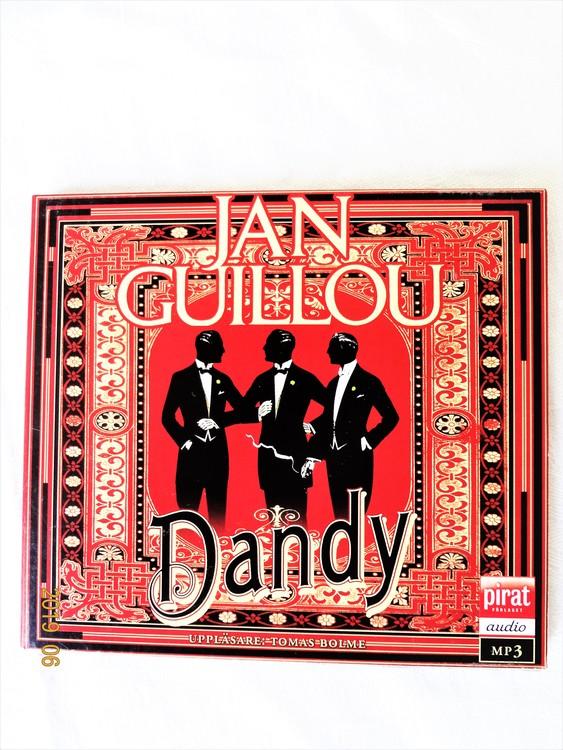 "Jan Guillou ""Dandy"" mycket bra skick begagnad."