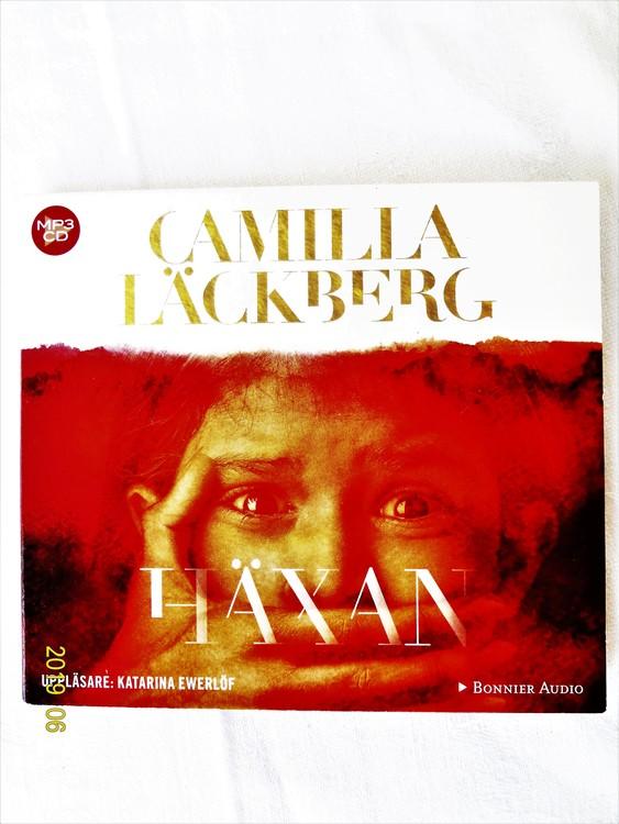 """Camilla Läckberg """"Häxan"""" mycket bra skick"""