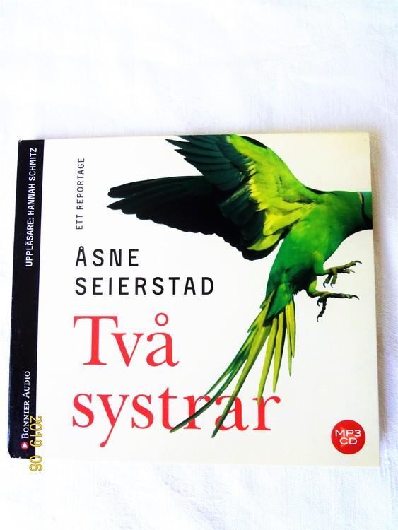 """Åsne Seierstad """"Två Systrar"""" mycket bra skick begagnad."""
