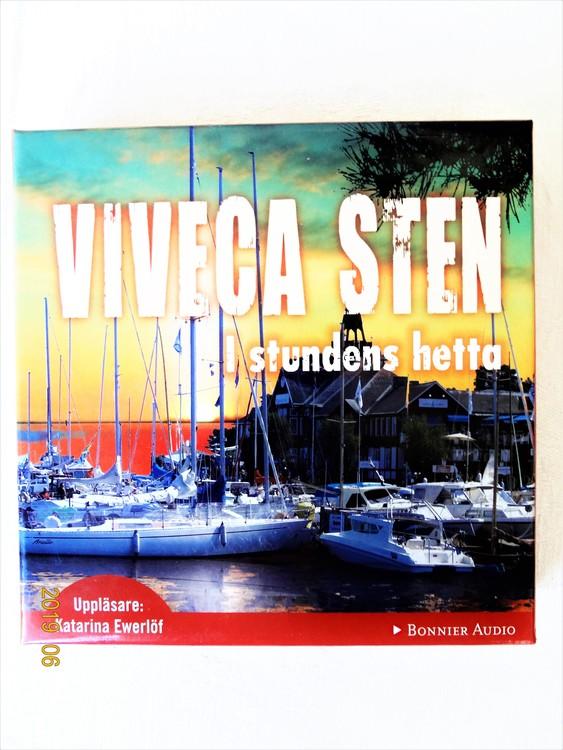 "Viveca Sten""I Stundens Hetta"" mycket bra skick begagnad."