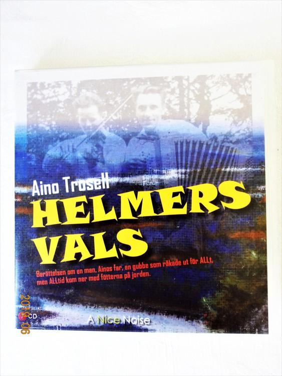 """Aino Trossel """"Helmers Vals"""" mycket bra skick begagnad."""