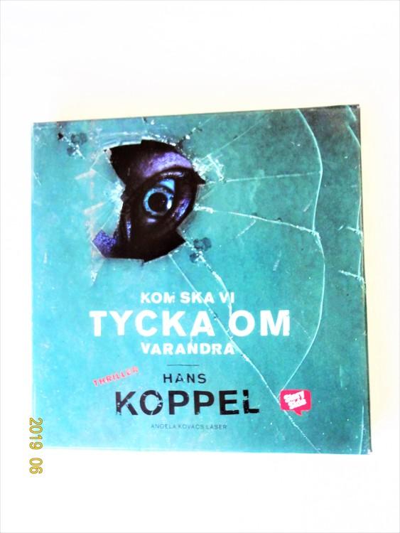 """Hans Koppel """"Kom Ska Vi Tycka Om Varandra"""" mycket bra skick begagnad."""