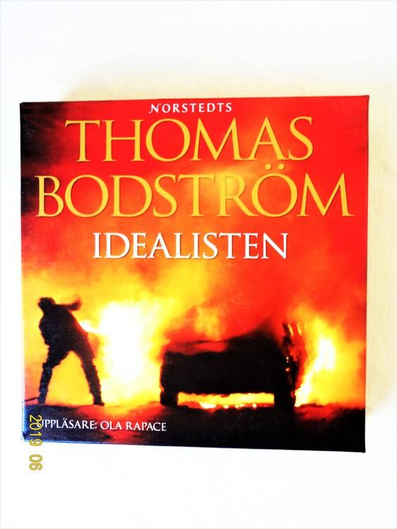 """Thomas Bodström """"Idealisten"""" mycket bra skick begagnad."""