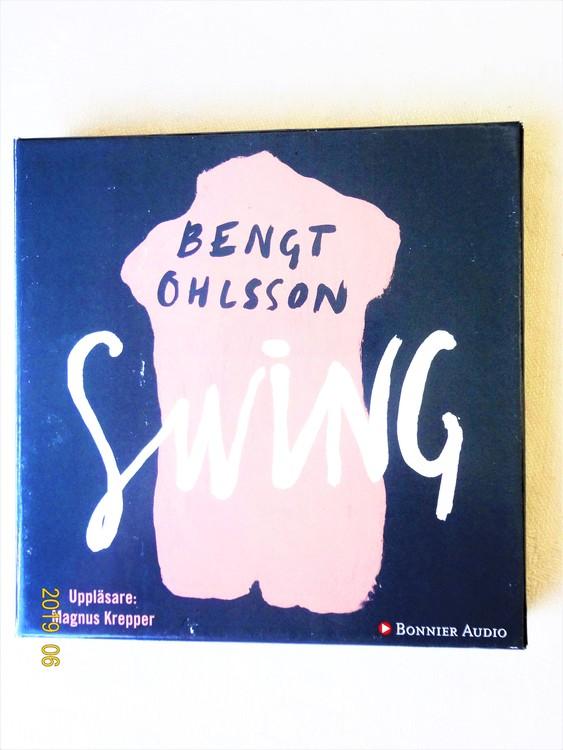 """Bengt Olsson """"Swing"""" mycket bra skick begagnad."""
