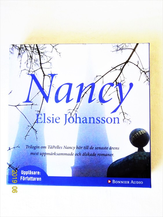 "Elsie Johansson ""Nancy"" mycket bra skick begagnad."
