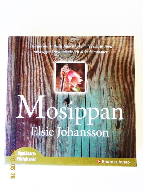 """Elsie Johansson """"Mosippan"""" mycket bra skick begagnad."""