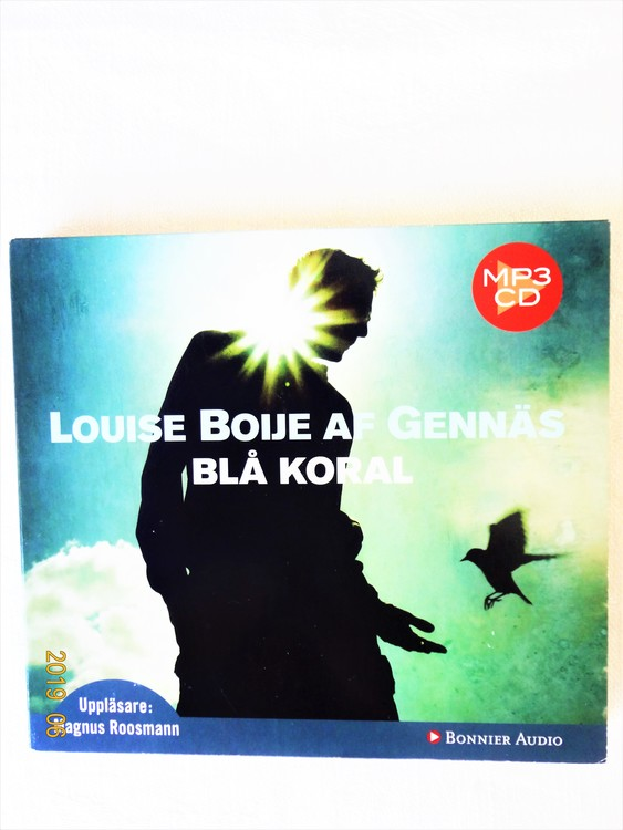 """Louise Boije Af Gennäs """"Blå Koral"""" mycket bra skick."""